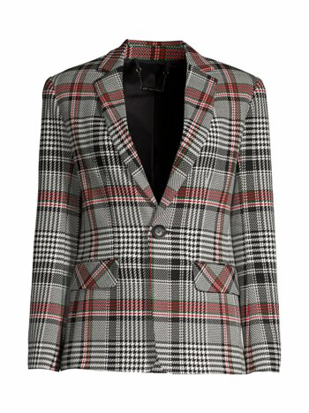 Habanero Plaid Jacket
