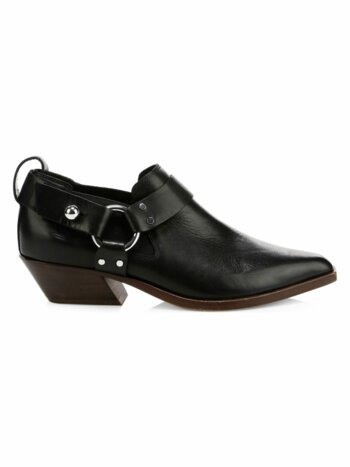 Westin Leather Harness Booties