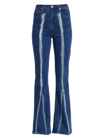 Savannah High-Rise Flare Jeans