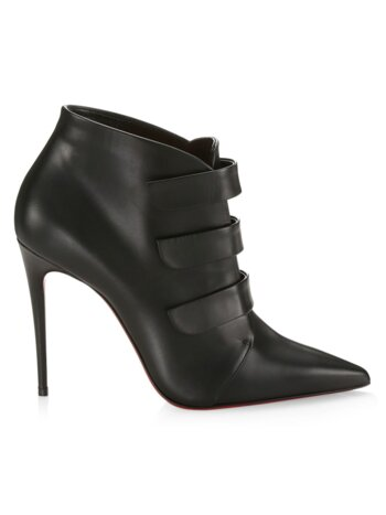 Trini Leather Ankle Boots