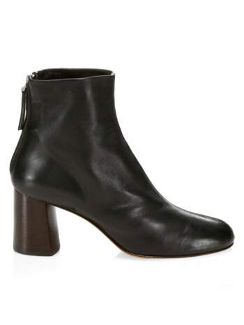 Nadia Leather Glove Boots