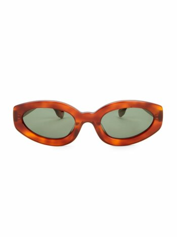 Meteor Amour 53MM Angular Cat Eye Sunglasses