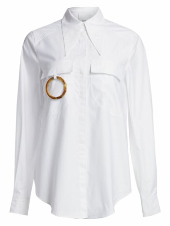 Alameda Ring Cotton Shirt