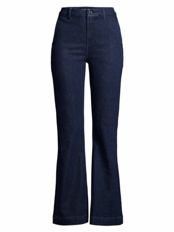 Tailorless Denim Trousers