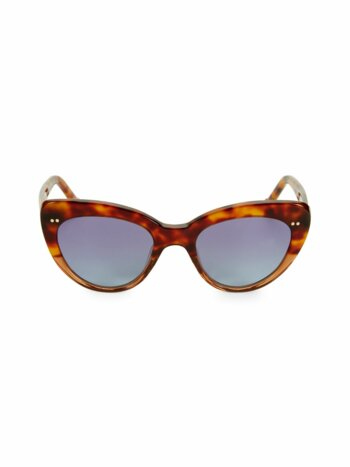 Colors in Optics Lolitaii 51MM Cat Eye Sunglasses