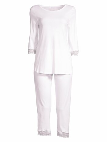 Valencia Three-Quarter Cropped Pajamas