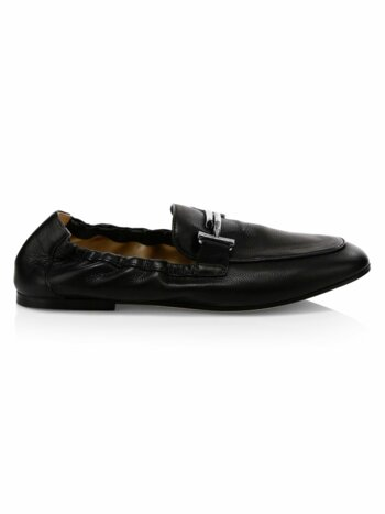 Cuoio Legg Leather Moccasins