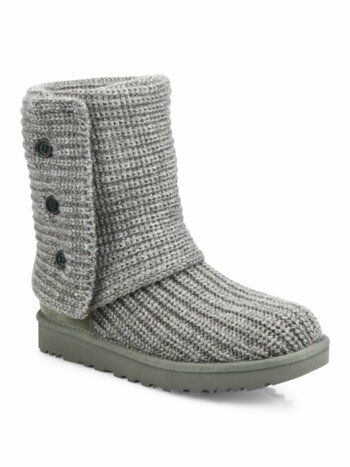 Cardy Knit Boots