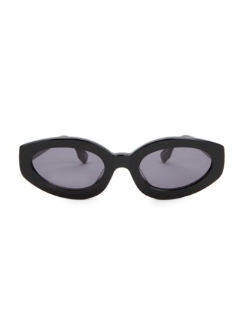 Meteor Amour 53MM Oval Cat Eye Sunglasses