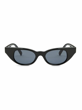 Le Specs x Adam Selman The Breaker 44MM Cat Eye Sunglasses