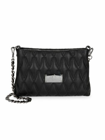 Vaniled Diamond Quilted Crossbody Bag