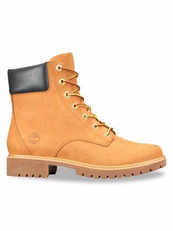 Jayne Waterproof Leather Boots
