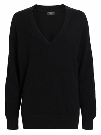 Logan Oversized Cashmere Sweater