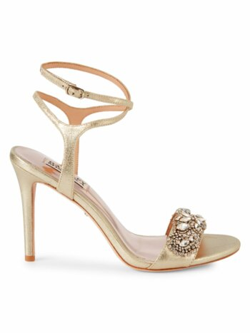 Hailey Embellished Strappy Sandals