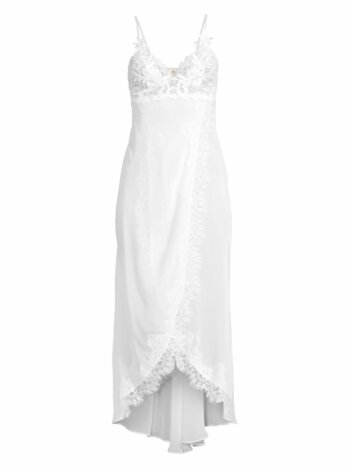 Stephanie Chiffon Lace Gown