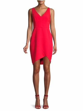 Eve High-Low Sheath Dress