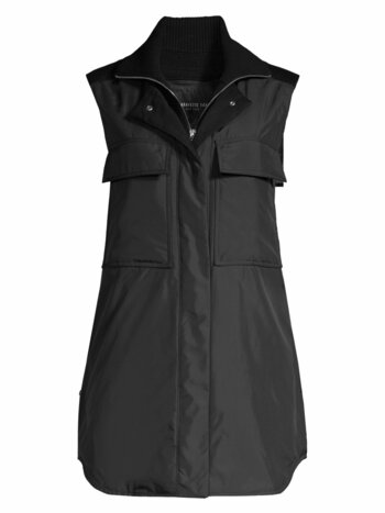 Willis Knit Collar Vest