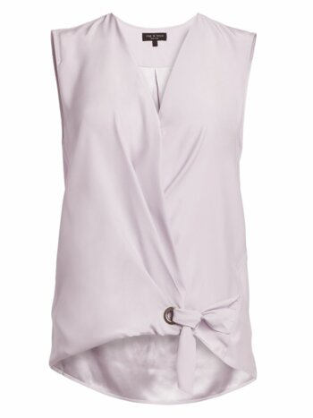 Felix Sleeveless Popover Blouse