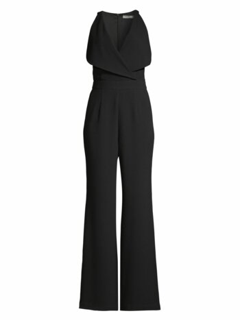 Wine Country Clear Lake Flare Jumpsuit