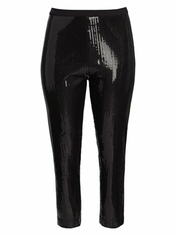 Modern-Fit Sequin Pants