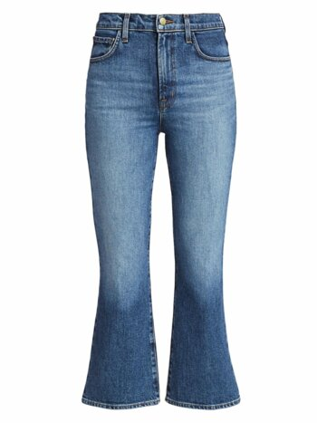 Julia High-Rise Kick Flare Jeans