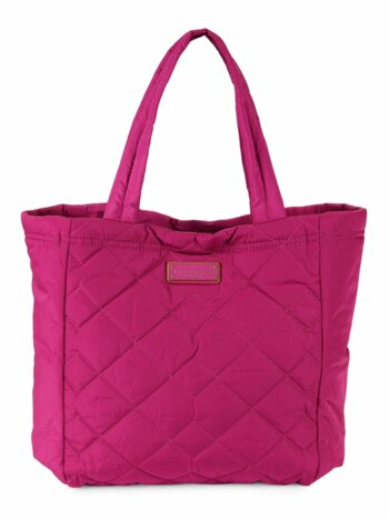 Petras Quilted Logo Tote