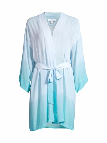 Allison Ombre Wrap Robe
