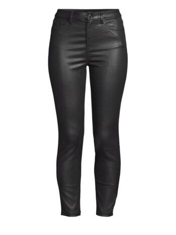 Franky Faux Leather Pants