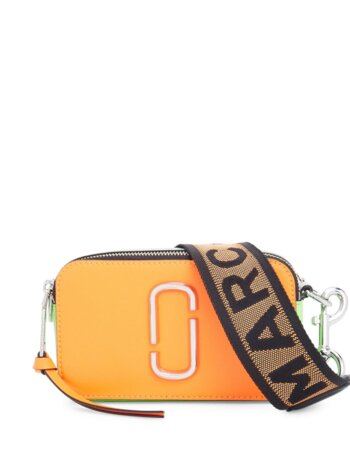 The Snapshot Fluoro Leather Camera Bag