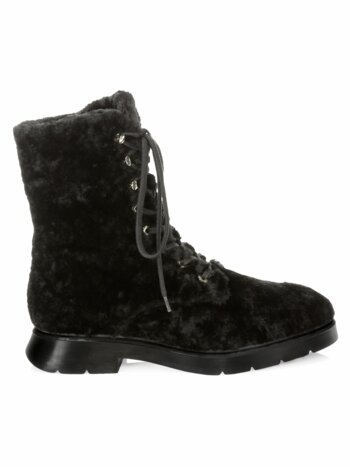 McKenzee Chill Shearling & Leather Boots