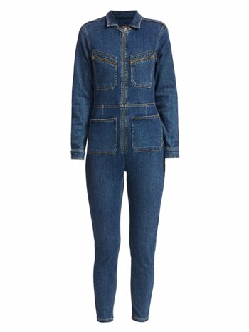 Lennox Denim Jumpsuit