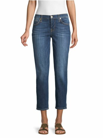 Josefina Cropped Jeans