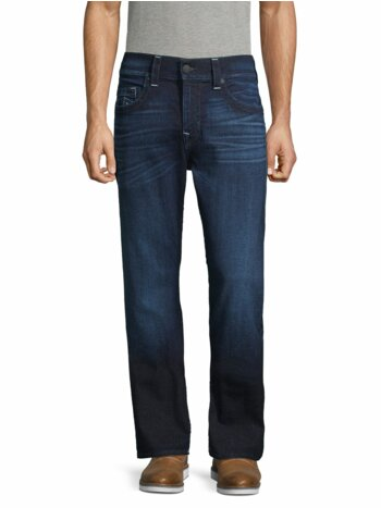 Ricky Relaxed Straight Fit Jeans