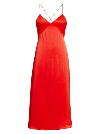 Loraine Midi Slip Dress