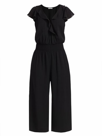 Billie Cropped Jumpsuit
