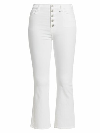 Lillie Cropped Flare Jeans