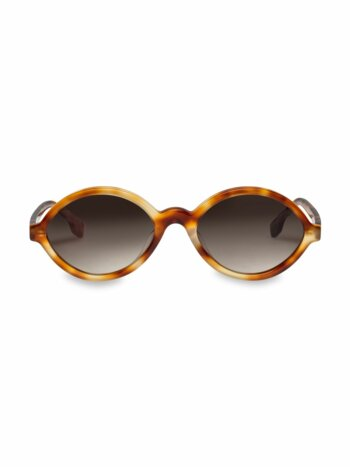 Impromptus 54MM Oval Sunglasses