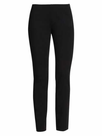 Slim-Fit System Stretch Ponte Pants