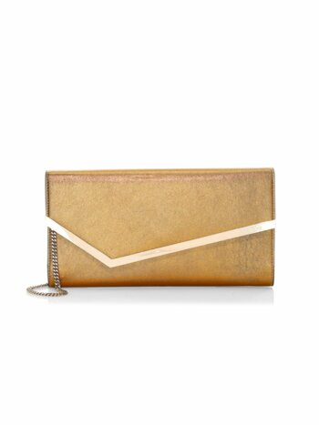 Erica Leather Envelope Bag
