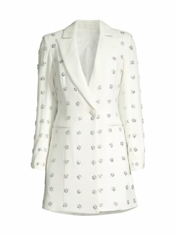 Ace Embellished Blazer Dress