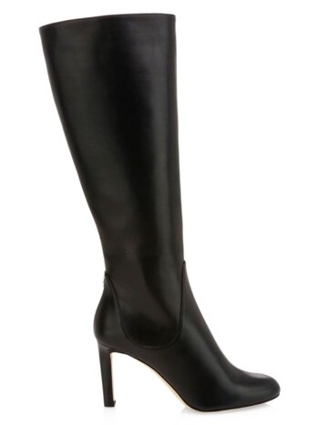 Tempe Knee-High Leather Boots
