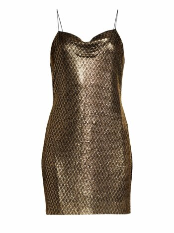 Harmony Chainmail Mini Dress