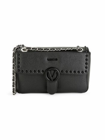 Antoinette Studded Leather Shoulder Bag