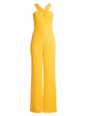Buzzing Twist Jumpsuit