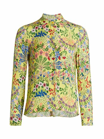 Willa Floral Blouse