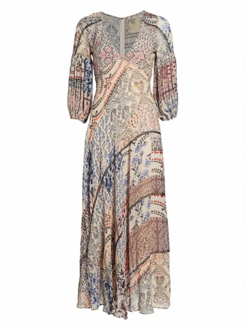 Moroccan Dream Maxi Dress