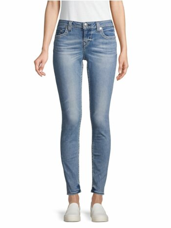 Halle Big T Super Skinny Jeans