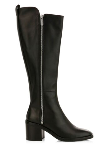 Alexa Leather Tall Boots