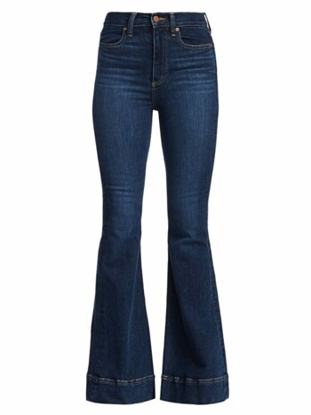 Beautiful High-Rise Bell Bottom Jeans
