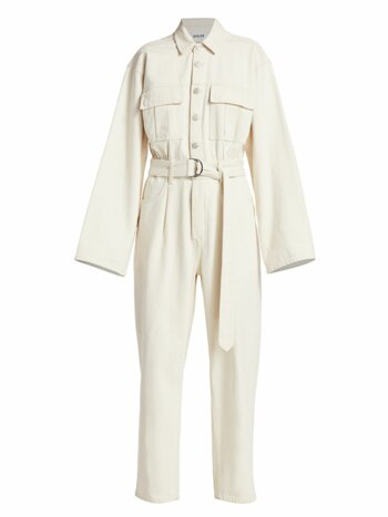 Tatum Long-Sleeve Jumpsuit